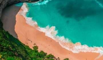 Los mejores destinos de playa para viajar durante todo el año.